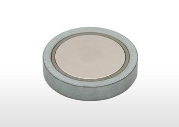 Flat Pot Magnet