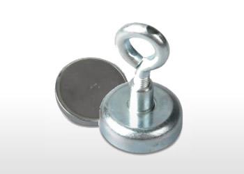 Ferrite Eyelet Magnets,