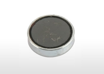 Ferrite Flat Pot Magnet