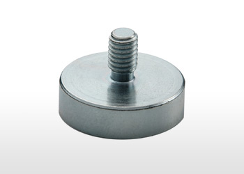 External Thread Pot Magnet