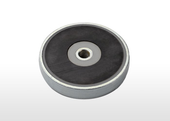 Internal Threaded Ferrite Magnetic Pots