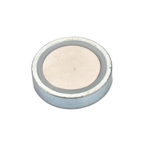 Ø-34mm-Rare-Earth-Flat-Pot-Magnet