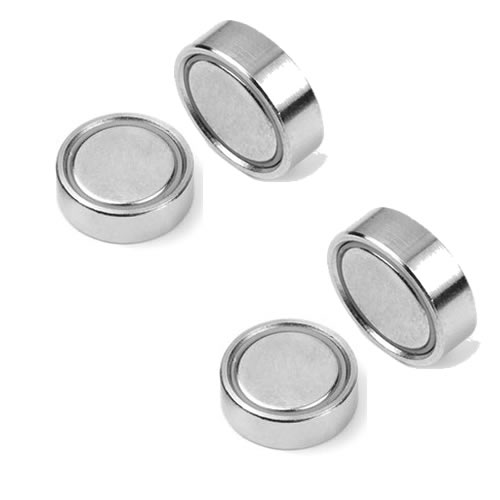 Ø18mm Dia Flat Mouting Magnet