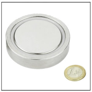 70mm neodymium magnetic pot
