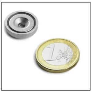 neodymium countersink pot magnet