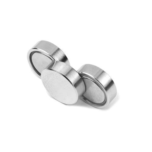 Sintered-Neodymium-Flat-Pot-Magnet