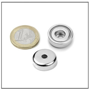 20mm Strong Pot Magnets