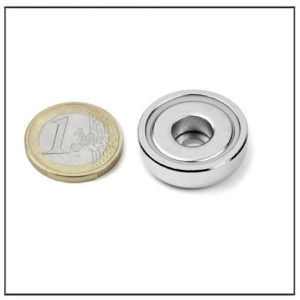 25mm Powerful Pot Magnet