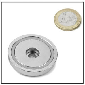 42mm NdFeB Mounting Magnet