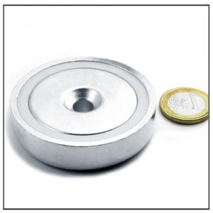 60mm ndfeb mounting magnet