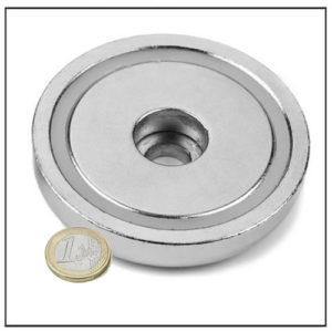 75mm Large Pot Magnet