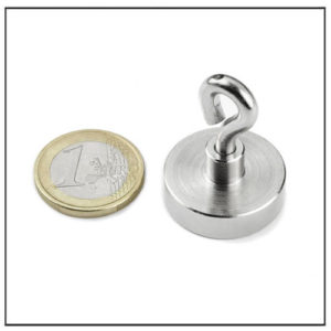 Eyebolt Cup Magnet Ø25 mm