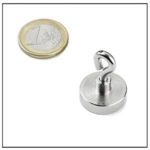 Eyebolt Magnet Ø22 mm