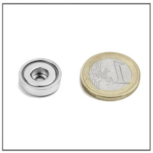 Small Neodymium Pot Magnet