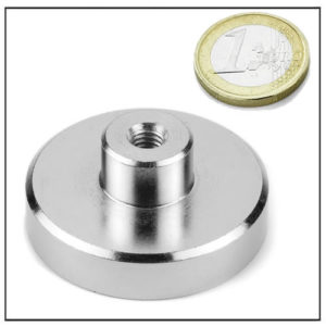 Internal Threaded Mounting Magnet Ø48 mm