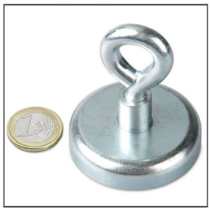 Neodymium Mounting Cup Magnet Ø50 mm