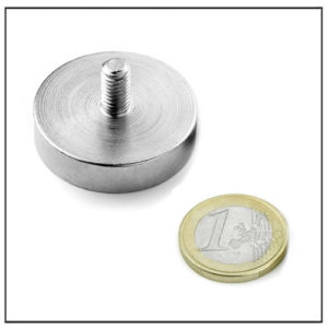 External Threaded Mounting Magnet Ø32 mm