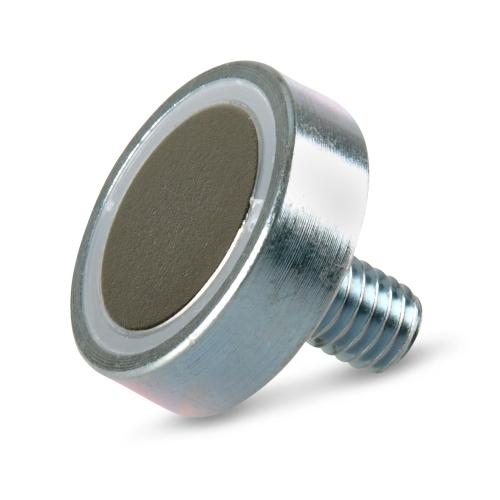 Pot Magnet with Male Threaded