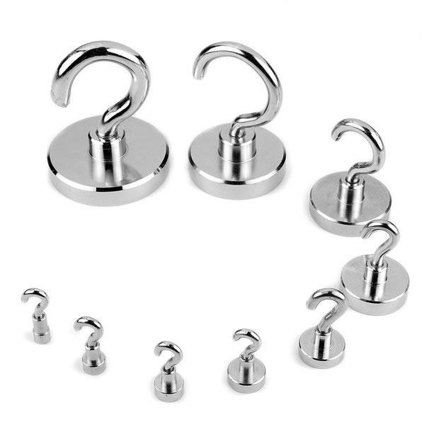 Magnetic Hooks NdFeB