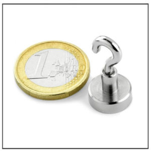 NdFeB Magnetic Hook Ø14mm
