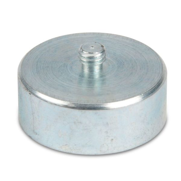 Ø25mm Hard Sintered Ferrite Pot Magnet