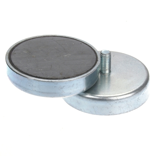 Male Thread Ferrite Cup Magnet China Supplier
