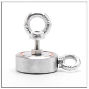 100kg Pull Force Double-Ways Neodymium Fishing Magnet