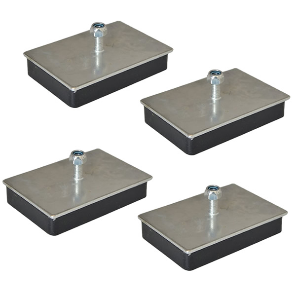 Magnetic Pad Holding Magnets