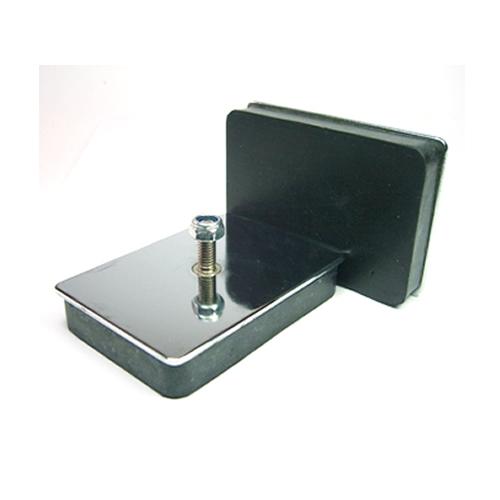 Magnetic Pad w Thread Stud MagPad-1