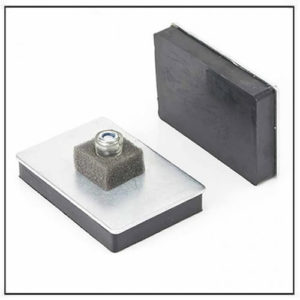 Threaded Stud Car Roof Top Magnet MagPad-4
