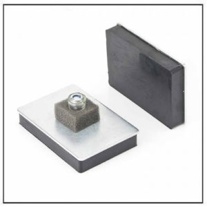 Threaded Stud Magnetic Pad MagPad-2