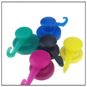 D43 Waterproof Plastic Hook Magnet
