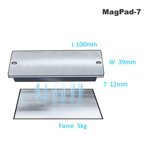 MagPad-7 Drawing