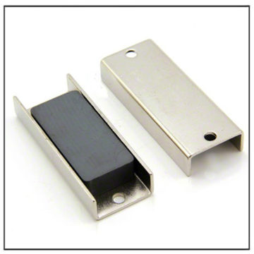 Rectangle Ceramic Channel Magnet
