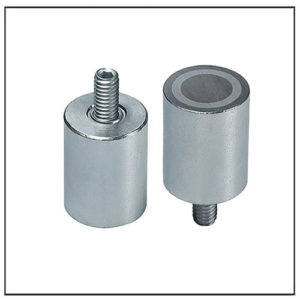 25mm Male Thread Alnico Magnet