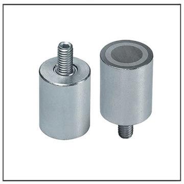 25mm Male Thread Alnico Magnet