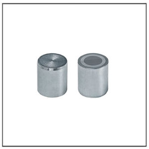 10mm Alnico Flat Cylindrical Pot Magnet
