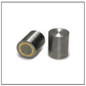 10mm Deep Pot Alnico Permanent Magnet w tolerance h6