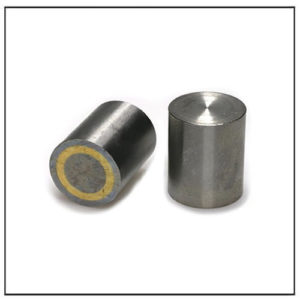 16mm Alnico Deep Pot Holding Magnet with Fitting Tolerance h6
