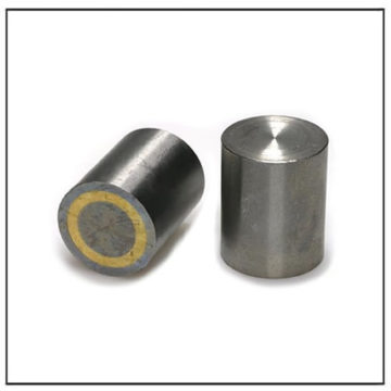 20mm Fitting Tolerance h6 Alnico Deep Rod Magnet