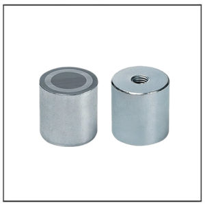 20mm Inner Thread Alnico Bar Holding Magnet