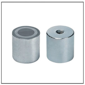 32mm Internal Thread Alnico Bar Magnet