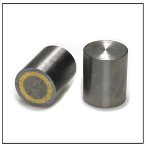 32mm Pot Magnet AlNiCo w Fitting Tolerance h6