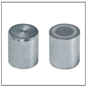 45mm Alnico Deep Cylindrical Pot Magnet