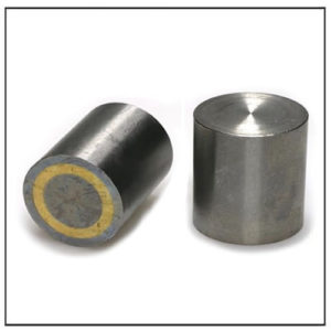 50mm Alnico Pot Magnet Fitting Tolerance h6