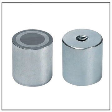 50mm Internal Thread AlNiCo Pot Magnet