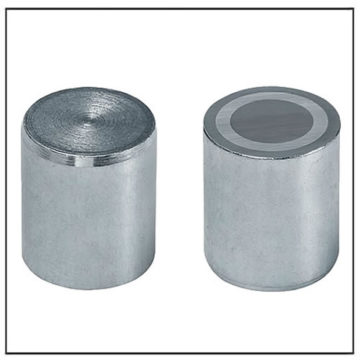 50mm Waterproof Alnico Flat Deep Pot Magnet
