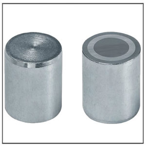 63mm Huge Zinc Coated Deep Pot Holding Magnets