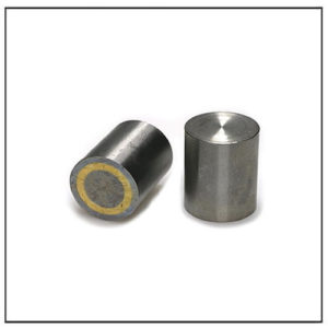 8mm Deep Pot Alnico Magnetic Assemblies w fitting tolerance h6