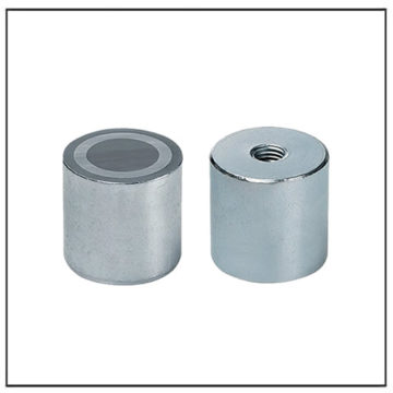 Female Thread Alnico Pot Magnet